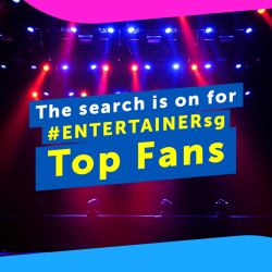 Show your love for the ENTERTAINER and win!